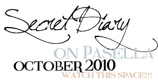 Secret Diary on Pasella