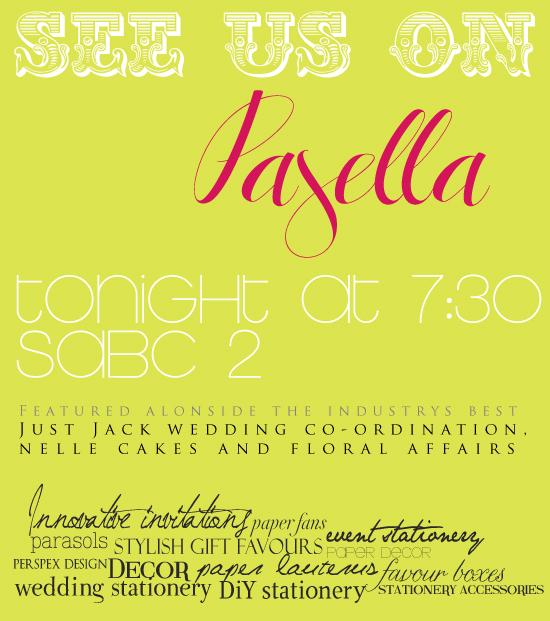 Pasella blog