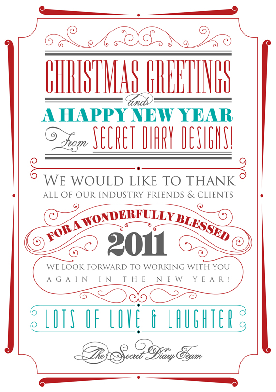 Secret-Diary-Designs-Christmas-card-wedding-invitations