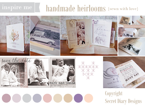 Handmade-Heirlooms-Invitations-Secret-Diary-Designs
