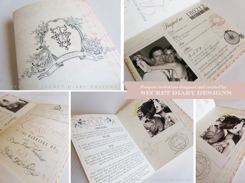 The Perfect Destination Wedding Invitation Our Passport Invitations Can Either Be Custom Couture Designed Or Chosen From Ready To Order Design