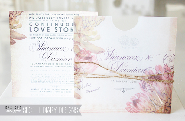Wedding Invitations | Wedding Stationery | South Africa ...