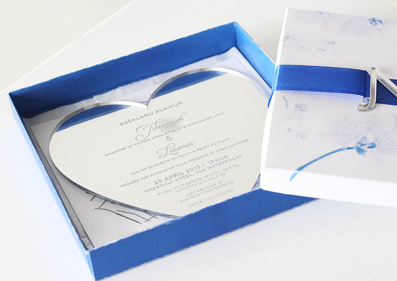 Wedding Gifts South Africa: Wedding Invitations