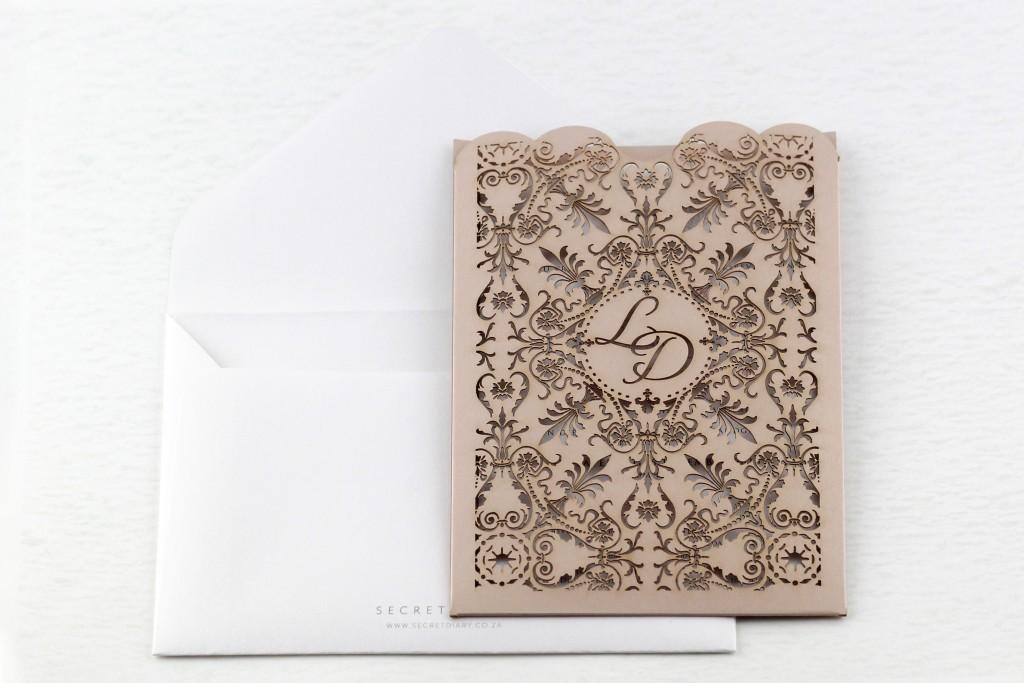 SDI-6420_1 | Secret Diary | Whisper Invite | Pink