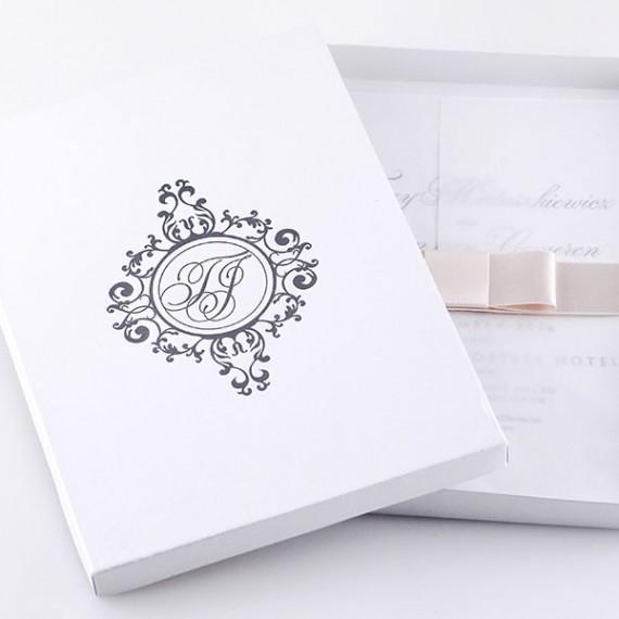 Marquess Box Invitation
