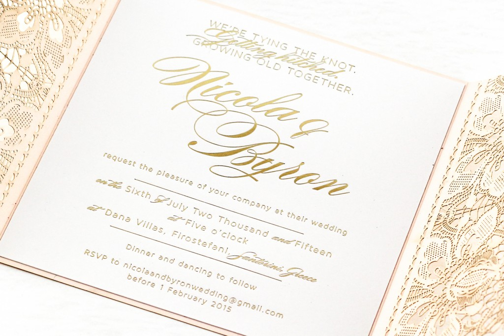Secret Diary | www.secretdiary.co.za | SDI-6581| Glitz & Glam Invitation