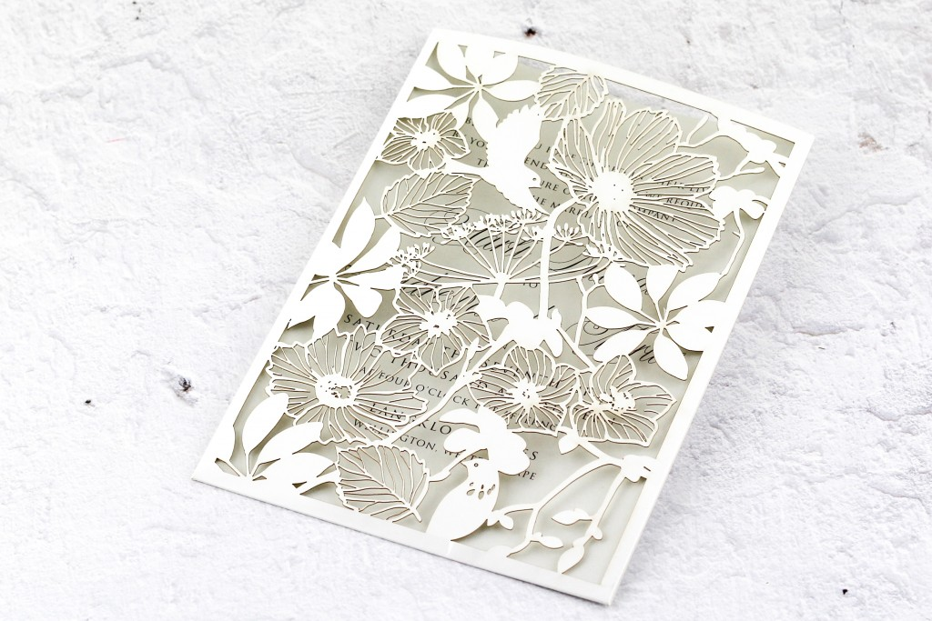 Intricate Details   www.secretdiary.co.za   Isla Pocket Invite