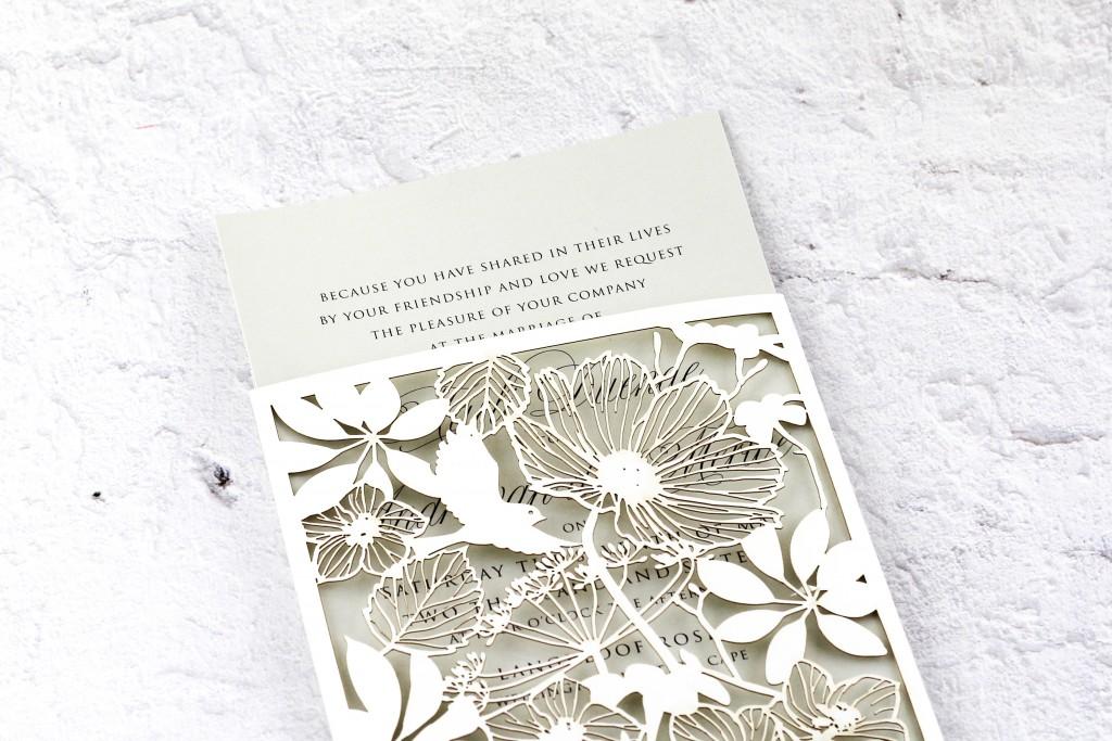 Intricate Details | www.secretdiary.co.za | Isla Pocket Invite