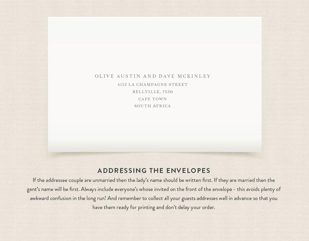 Anatomy of invite 3