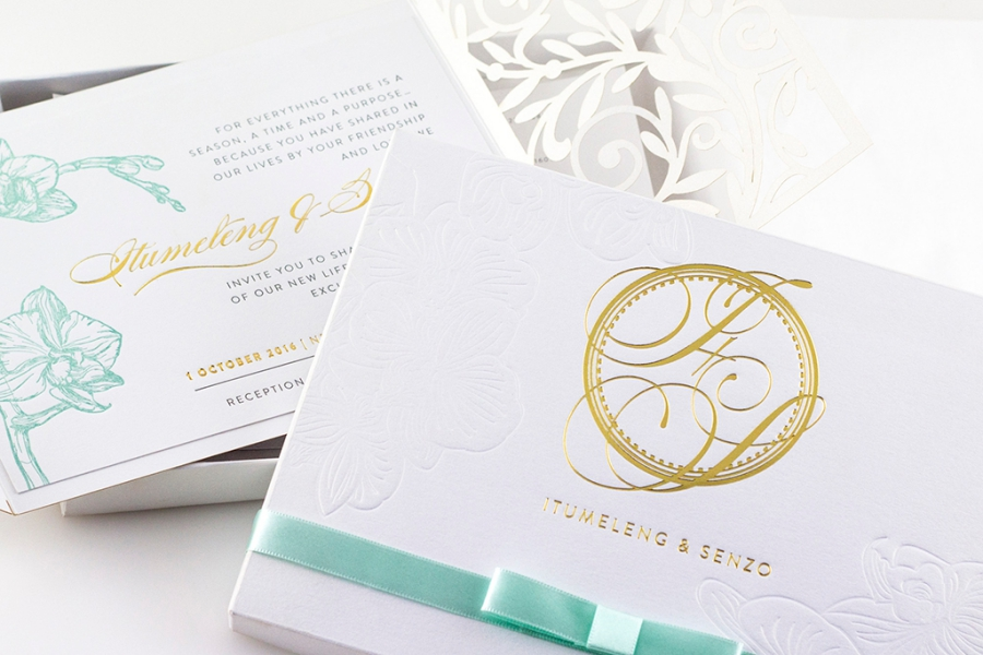 Wedding Invitations | Wedding Stationery | South Africa | Secret ...