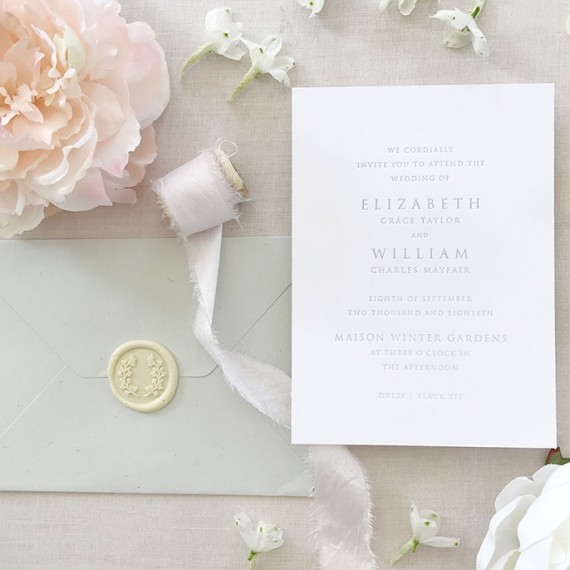 Letterpress-printed-Invitations