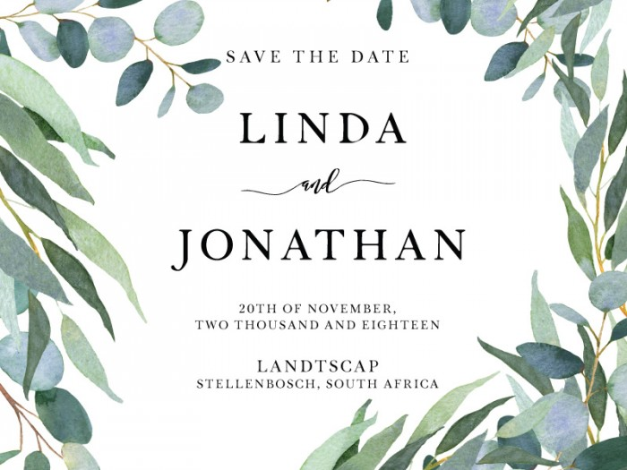 Greenery-Save-The-Date