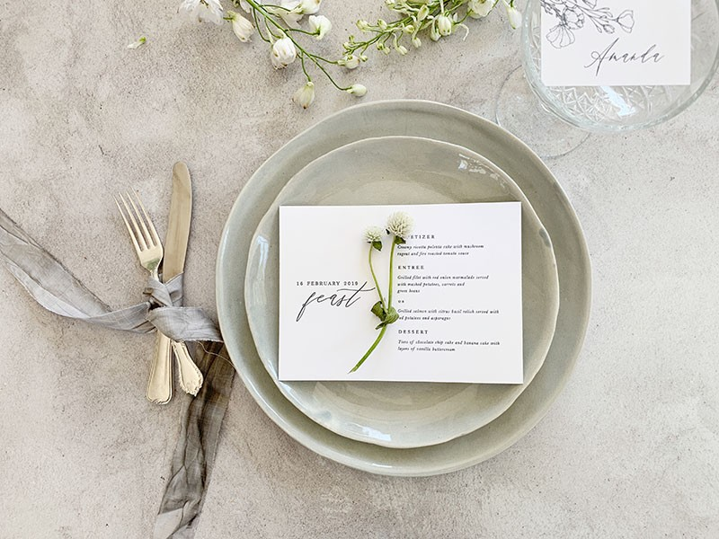 Ethereal-Forest-menu-card