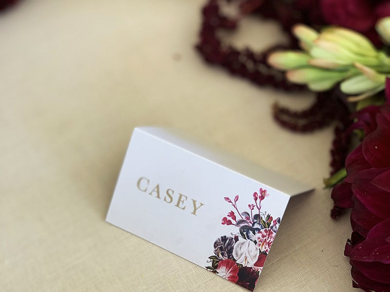 Lushinka-Floral-Placecard