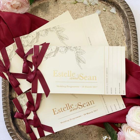 Estelle-Sean-program-booklets