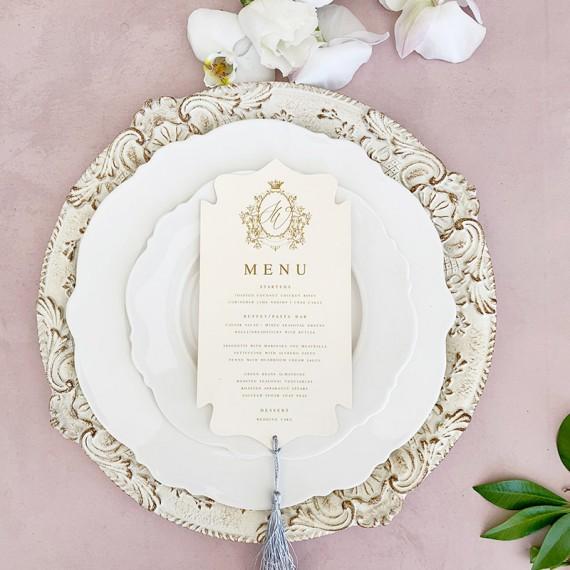 Opal-menu-ornate