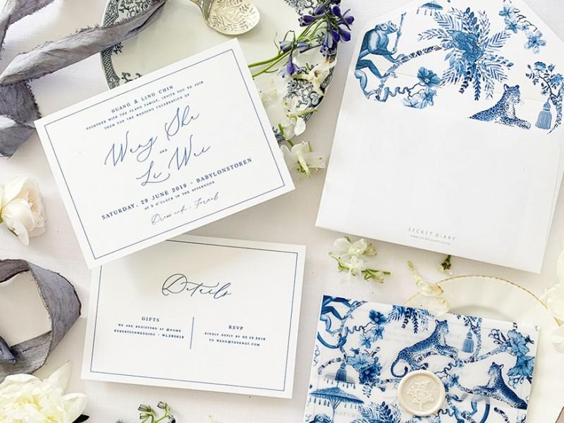 Blue-China-Invitation