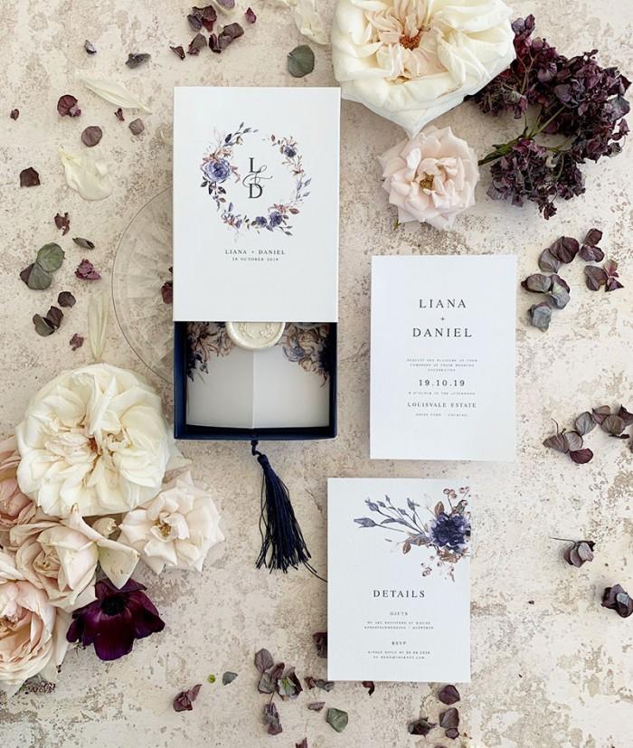 Blue-Wildflower-Boxed-invitation
