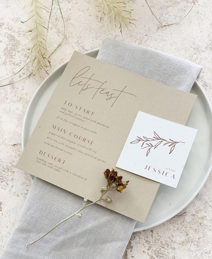 Sahara-Leaf-menu