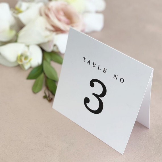 Lark-Table-Number-tented