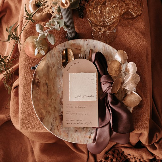 Luxe Boho Elopement Styled Shoot