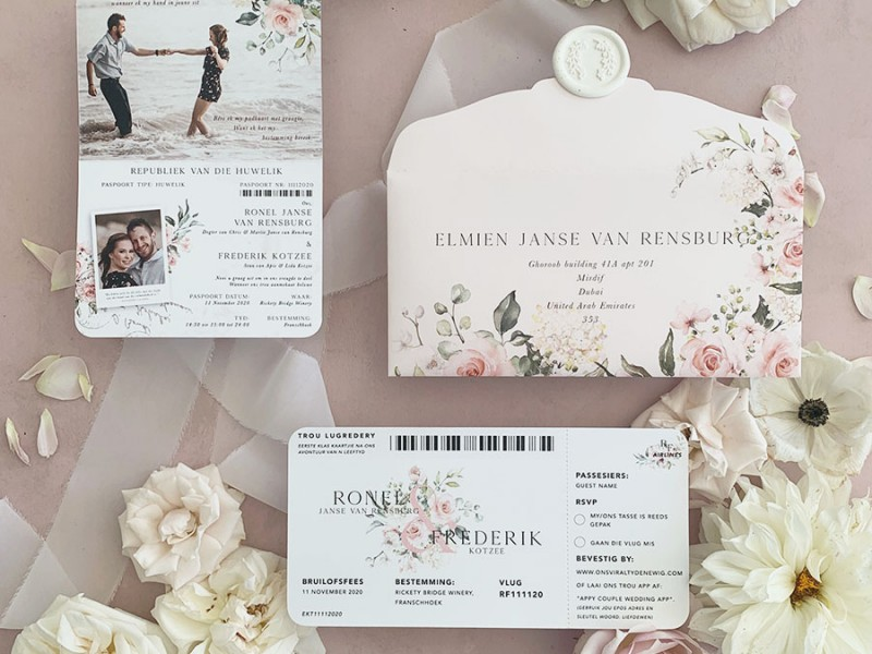 Ronel-Frederik-passport-invitation