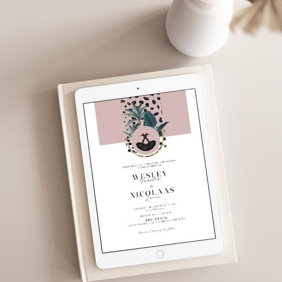 Wesley-Nicolaas-digital-invitation