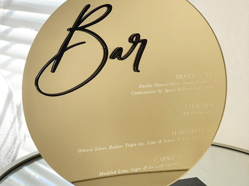 Black-and-gold-acrylic-menu