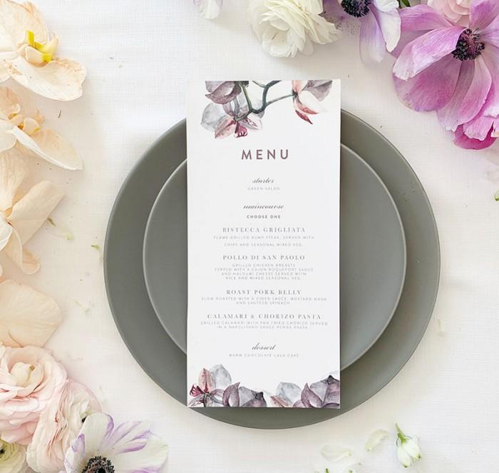 Ahra-menu