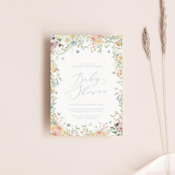 A-Spring-Affair-Babyshower-invitation