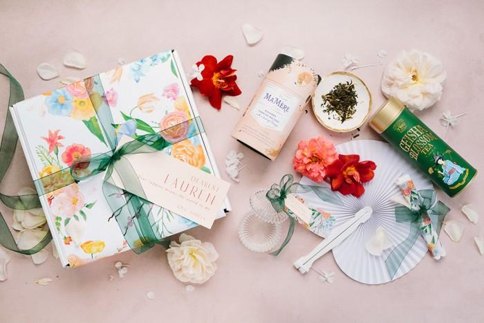 Geisha-Gift-Box