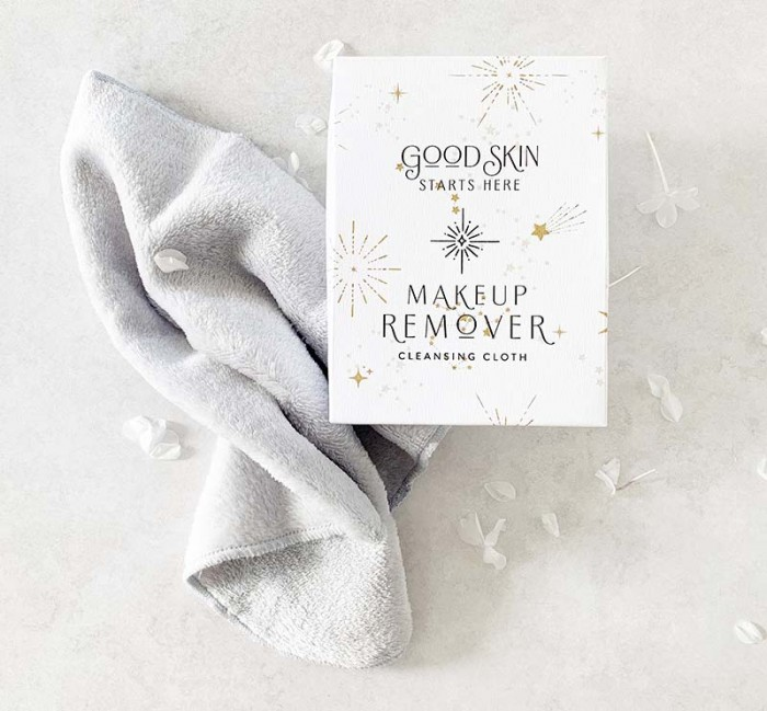 Make up remover cloths