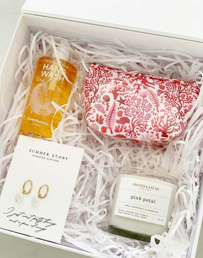 Red Coral gift box